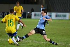 防御者乌拉圭 免版税库存图片