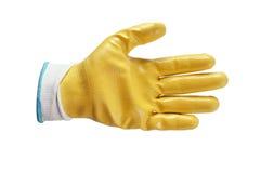 防护手套 免版税库存照片