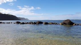 防护海 免版税库存图片