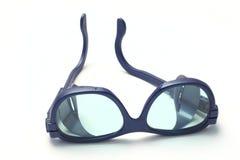 防护眼睛的齿轮 免版税库存图片