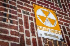 防核尘地下室 免版税图库摄影