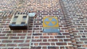 防核尘地下室 库存图片