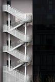 防火梯 免版税库存图片