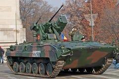 防空坦克 库存图片