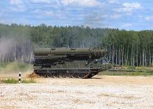 防空复杂C 300 图库摄影