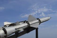 防空导弹 库存照片