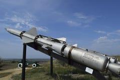 防空导弹 免版税库存图片