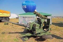 防空设施 免版税库存图片