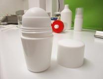 防臭剂容器 免版税图库摄影