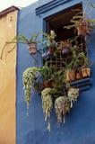 阳台米格尔・圣 库存照片