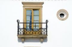 阳台 免版税库存图片
