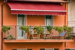 阳台 图库摄影