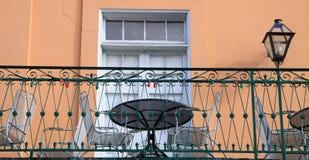 阳台 库存图片