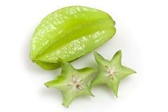 阳桃或Starfruit 免版税图库摄影