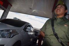 阵亡将士纪念日英雄在三宝垄 库存照片
