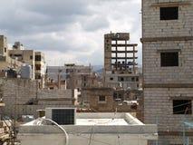 阵营巴勒斯坦人难民 库存图片