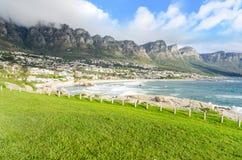 """阵营海湾海滩†""""开普敦,南非 图库摄影"""