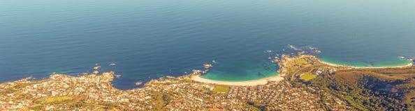 阵营海湾,开普敦,南非 免版税图库摄影
