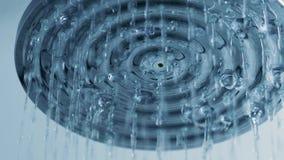 阵雨水流动 股票视频