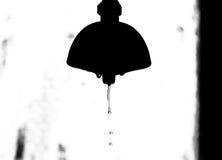 水阵雨 免版税库存照片