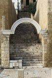 阶段和曲拱 免版税库存照片
