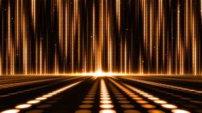 阶段设计的数字式抽象行动光点样式背景 库存图片