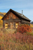 阿什克罗夫特鬼城,科罗拉多 免版税图库摄影