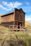阿什克罗夫特鬼城,科罗拉多 免版税库存图片