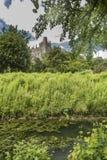 阿伦德尔城堡阿伦德尔西萨塞克斯郡 图库摄影