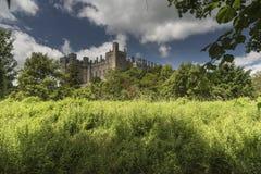阿伦德尔城堡阿伦德尔西萨塞克斯郡 库存图片