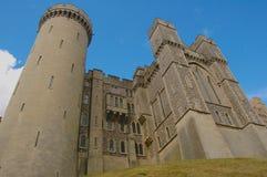 阿伦德尔城堡 免版税库存图片