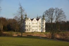 阿伦斯堡城堡  图库摄影