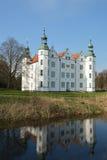 阿伦斯堡城堡  免版税库存照片