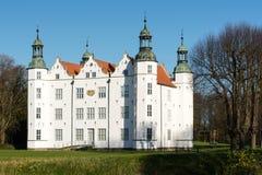 阿伦斯堡城堡 库存图片