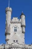 阿伯丁陆军城堡救世 库存图片