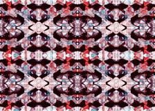 阿兹台克样式 部族的设计 库存照片