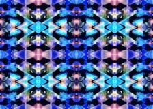 阿兹台克样式 部族的设计 库存图片