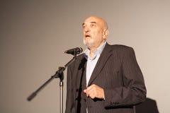 阿列克谢Petrenko -著名俄国影片和舞台演员 免版税库存照片