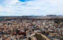 阿利坎特,西班牙 免版税图库摄影