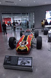 1968年阿勒河Indy老鹰Rislone特殊数字3 库存照片