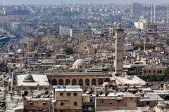 阿勒颇叙利亚 免版税库存图片