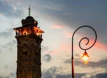 阿勒颇叙利亚 免版税库存照片
