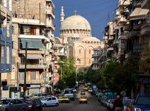 阿勒颇叙利亚 免版税图库摄影