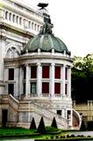 阿南达samakhom王位大厅 免版税库存图片