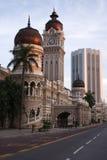 阿卜杜勒大厦samad苏丹 免版税库存图片