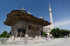 阿哈迈德喷泉III 库存图片
