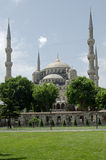 阿哈迈德・伊斯坦布尔清真寺苏丹 免版税库存图片