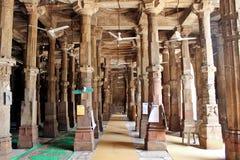 阿哈迈德Shah的清真寺 免版税库存照片
