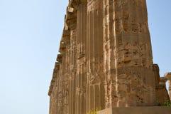 阿哥里根托-意大利012的寺庙的谷 免版税库存图片