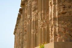 阿哥里根托-意大利014的寺庙的谷 图库摄影